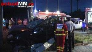 """VIDEO: Baia Mare - Un elev de la """"Liceul de artă"""" a decedat în urma unui accident auto"""