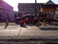BAIA MARE: Un șofer a murit din cauza unui infarct în timp ce era la volanul mașinii
