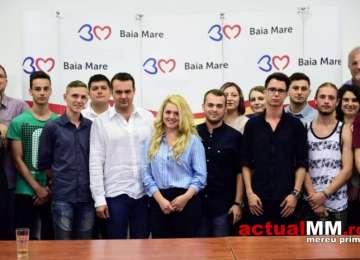 """Baia Mare va fi """"Capitala Tineretului"""" din România în perioada 2018-2019"""