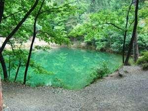 Baia-Sprie are un al doilea Lac Albastru