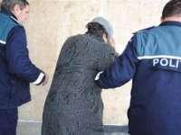 Băimăreancă prinsă în flagrant în timp ce încerca să sustragă bunuri dintr-o locuinţă