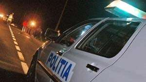 Băimăreancă urmărită în trafic de poliţişti