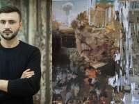 Băimăreanul Adrian Ghenie, cel mai valoros pictor contemporan, donează un tablou pentru Cumințenia Pământului