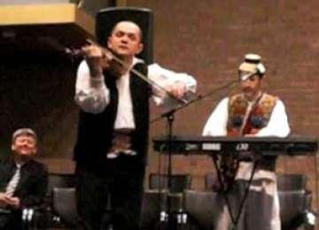 Balada lui Ciprian Porumbescu, interpretată de maestrul Ioachim Făt