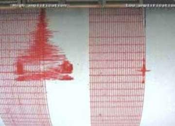 BANAT - Cutremur cu magnitudine 4,8