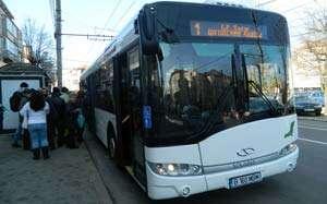 Bărbat amendat de jandarmi cu 1.000 lei pentru că a înjurat șoferul autobuzului cu care circula