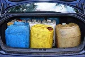 Bărbat bănuit de furt de combustibil pe raza judeţului Sălaj, prins de poliţiştii maramureşeni