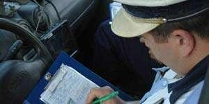 Bărbat din Budeşti cercetat pentru infracţiuni rutiere