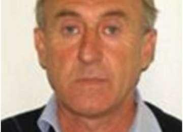 Bărbat dispărut de acasă în urmă cu zece luni