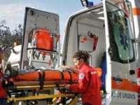 Bărbat în vârstă de 76 ani accidentat la Vişeu de Sus