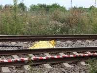 Bărbat spulberat pe calea ferată de trenul Baia Mare - Satu Mare. Se pare că acesta s-ar fi sinucis