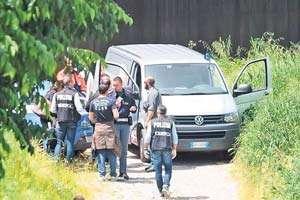 Bărbatul care a ucis și CRUCIFICAT o româncă în ITALIA a fost ARESTAT