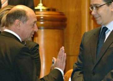 "Băsescu, despre Ponta: ""Autostrada Arad-Nădlac, emblema neputinţei"""