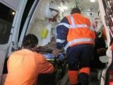 Bătrân lovit cu securea în cap, transportat la Spitalul Județean Baia Mare