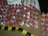Băuturi alcoolice confiscate şi amenzi de 7 500 de lei aplicate de poliţişti