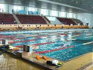 Bazinul olimpic de înot din Baia Mare, închis publicului pe durata verii