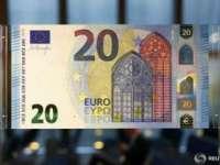 BCE a dezvăluit noua bancnotă de 20 de euro. Uite cum arată