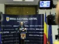 BEC - Rezultate finale provizorii: Victor Ponta - 40,44%, Klaus Iohannis - 30,37%