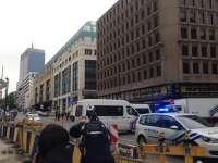 BELGIA: Alertă cu bombă la un centru comercial din Bruxelles
