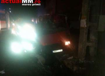 BERBEȘTI - Doi tineri au murit astăzi dimineață într-un teribil accident de circulație