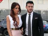 Bianca şi Victor Slav, nuntă de 100.000 de euro