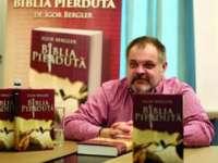 """""""Biblia pierdută"""" de Igor Bergler a depășit 50.000 de exemplare vândute în patru luni"""