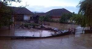 BILANŢ OFICIAL - 33 de localităţi şi 68 de locuinţe din Maramureş au fost afectate de inundaţii