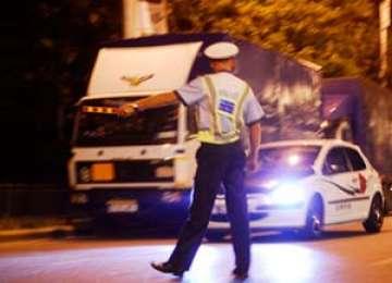 BILANȚ WEEKEND - 16 infracțiuni rutiere și 24 de permise de conducere suspendate