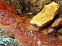 Bistriţa-Năsăud: Someşul Mare, poluat cu noroi de mină
