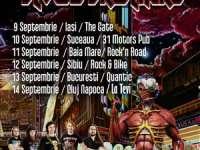 Blood Brothers, trupa tribut Iron Maiden, va concerta în Baia Mare