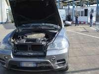 BMW X5, în valoare de 40.000 euro căutat de autoritățile din Italia, descoperit la P.T.F. Sighet
