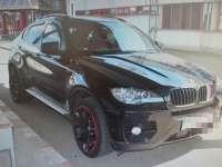 BMW X6 furat din Italia, depistat la Petea