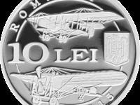 BNR a lansat o monedă comemorativă de 10 lei
