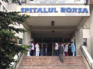 BORŞA: 18 turişti au ajuns la Spital după o posibilă toxiinfecţie alimentară