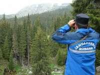 BORŞA: Bărbat în stare de hipotermie salvat de jandarmii montani