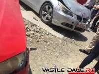 BORŞA: Impact violent între două mașini, în zona Spitalului