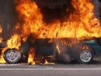 BORŞA: Patru tineri reţinuţi de poliţişti pentru furt calificat şi distrugere după ce au furat un autoturism şi l-au incendiat