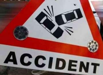 BORȘA - Accident de circulație soldat cu rănirea unei femei
