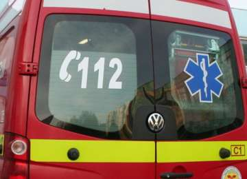 BORȘA - Accident rutier cu doua victime