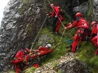 BORȘA - Accident teribil ! Parapantist căzut în munţii Rodnei