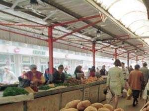 BORȘA - Acţiune a Poliției în piaţa agroalimentară şi în târgul de animale
