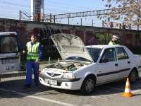 BORȘA - Acţiune comună poliţie – RAR. Amenzi și certificate de înmatriculare suspendate