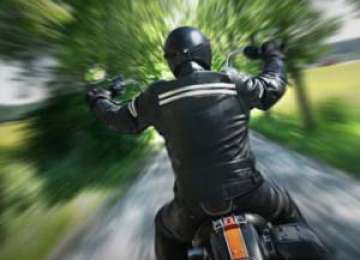 Borşa: Cercetat pentru conducere fără drept a unei motociclete