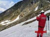 BORȘA - Deși e miez de iunie, încă se schiază în Maramureş