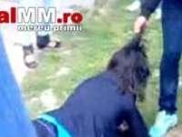 BORȘA - Doua eleve de liceu s-au bătut pe holurile Grupului Școlar