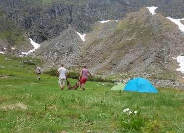 BORȘA - Închisoare cu suspendare şi 16.000 de euro plătiţi statului pentru o capră braconată în Munții Rodnei