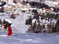 BORȘA - Pârtiile de schi, pregătite pentru schiori!