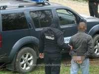 BORȘA - Peste 17 mc de lemn transportați fără documente legale, confiscați de polițiștii de frontieră