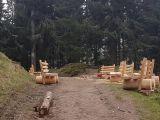 BORȘA - Traseul spre Cascada Cailor, amenajat de Primărie special pentru turişti