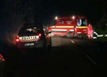 BORȘA - Trei persoane rănite după ce un tânăr a pierdut controlul volanului pe un teren în pantă iar autoturismul s-a rostogolit de trei ori